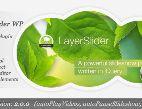 Creating a slide image with LayerSlider