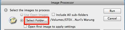 Photoshop Image Processor Tutorial image