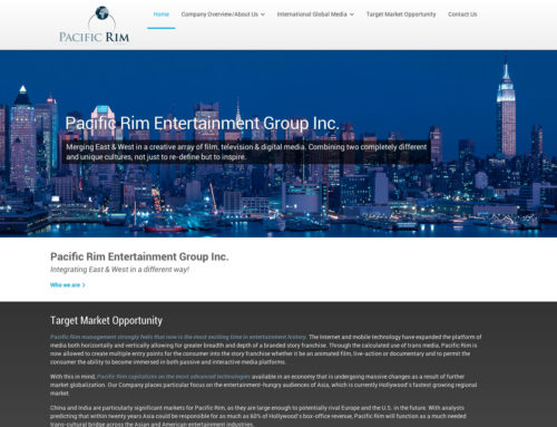 Pacificrimentgroup.com